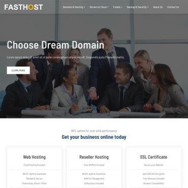 Купить  пофессиональные Bootstrap и html шаблоны. Купить шаблон #77188 и создать сайт.