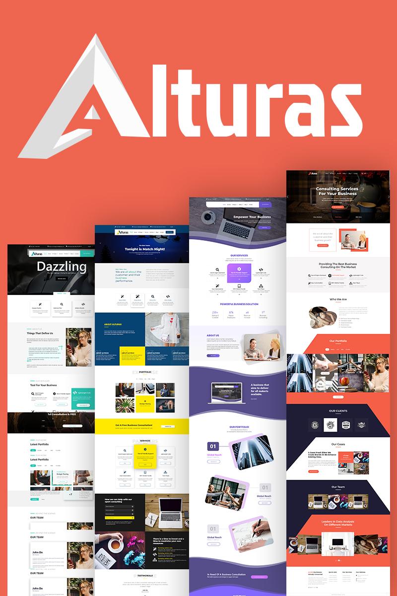 Altrus - Website Template