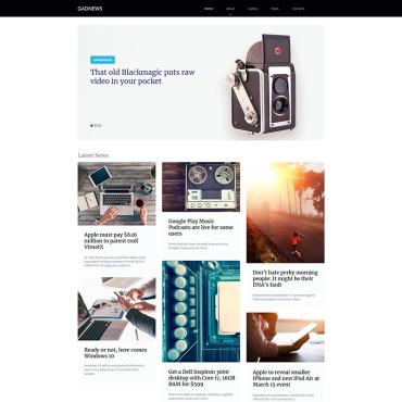 Купить  пофессиональные Moto CMS HTML шаблоны. Купить шаблон #77218 и создать сайт.