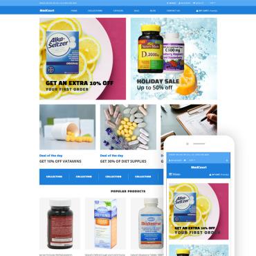 Купить  пофессиональные Shopify шаблоны. Купить шаблон #77270 и создать сайт.