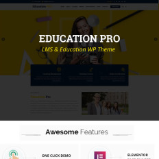 12 Best Primary School Wordpress Themes 2019 Templatemonster
