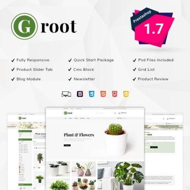 Купить  пофессиональные PrestaShop шаблоны. Купить шаблон #77421 и создать сайт.