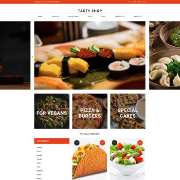 Купить  пофессиональные Shopify шаблоны. Купить шаблон #77512 и создать сайт.