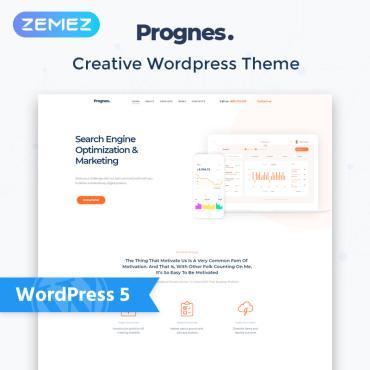 Купить  пофессиональные WordPress темы. Купить шаблон #77530 и создать сайт.