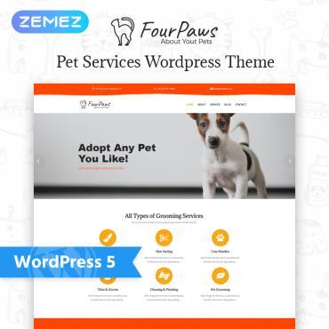 Купить  пофессиональные WordPress темы. Купить шаблон #77545 и создать сайт.