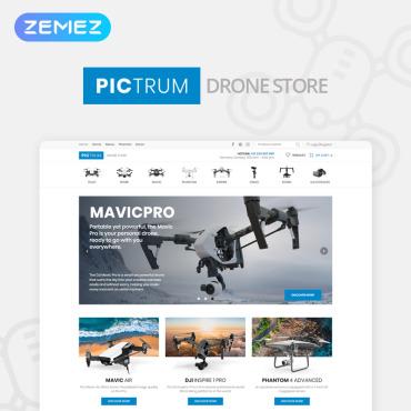 Купить  пофессиональные WooCommerce шаблоны. Купить шаблон #77564 и создать сайт.