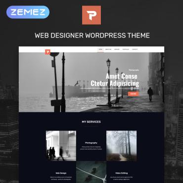 Купить  пофессиональные WordPress темы. Купить шаблон #77586 и создать сайт.