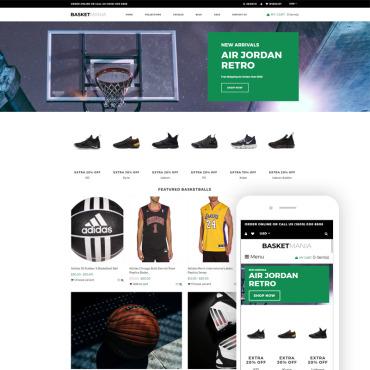 Купить  пофессиональные Shopify шаблоны. Купить шаблон #77629 и создать сайт.