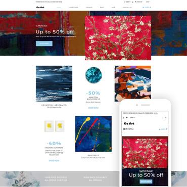Купить  пофессиональные Shopify шаблоны. Купить шаблон #77649 и создать сайт.