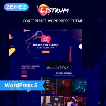 Купить  пофессиональные WordPress темы. Купить шаблон #77686 и создать сайт.