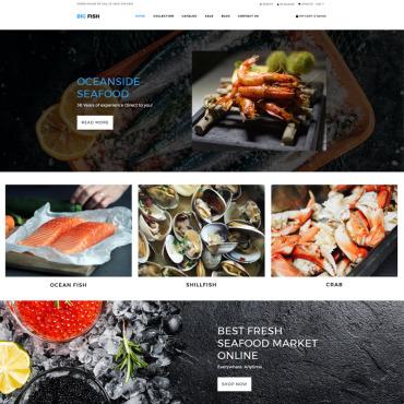 Купить  пофессиональные Shopify шаблоны. Купить шаблон #77718 и создать сайт.