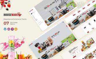 Houseware - Responsive WooCommerce Theme
