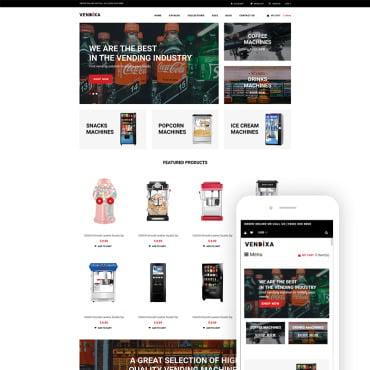 Купить  пофессиональные Shopify шаблоны. Купить шаблон #77801 и создать сайт.