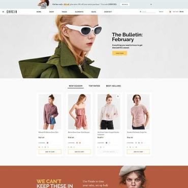 Купить  пофессиональные WooCommerce шаблоны. Купить шаблон #77803 и создать сайт.