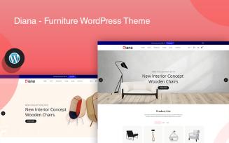 Diana - Furniture WooCommerce Theme