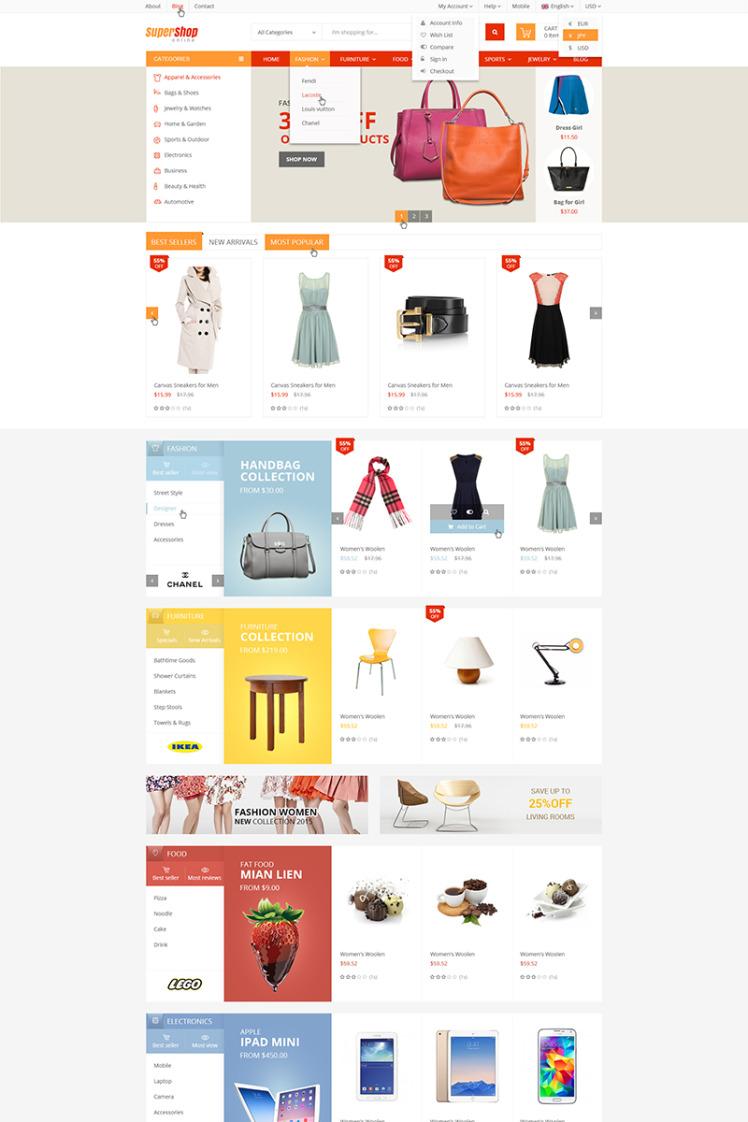 WooCommerce Themes