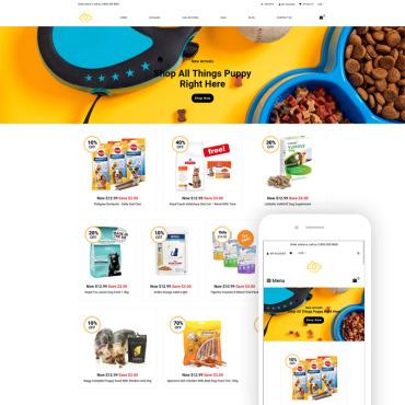 Купить  пофессиональные Shopify шаблоны. Купить шаблон #77912 и создать сайт.