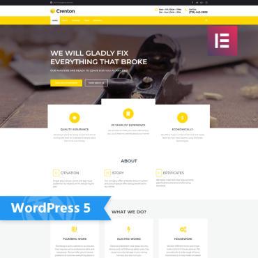 Купить  пофессиональные WordPress темы. Купить шаблон #77913 и создать сайт.