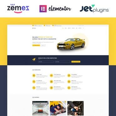 Купить  пофессиональные WordPress темы. Купить шаблон #77920 и создать сайт.