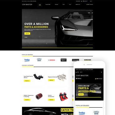 Купить  пофессиональные Shopify шаблоны. Купить шаблон #77962 и создать сайт.