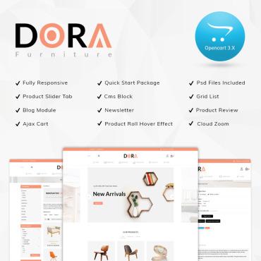 Купить  пофессиональные OpenCart шаблоны. Купить шаблон #77967 и создать сайт.
