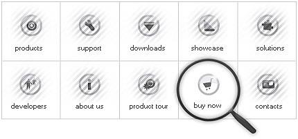 Icon Set Template 7857 Screenshots