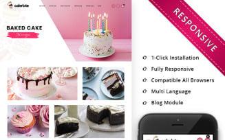 Cakebite - Responsive Store OpenCart Template