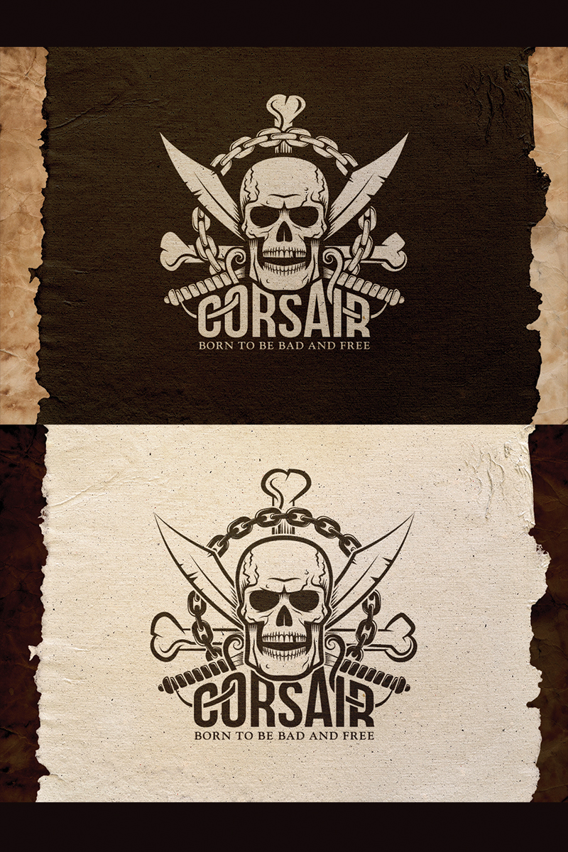 "Ilustrace ""Corsair"" #78099 - screenshot"