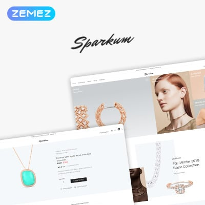Fashion Store Responsive WooCommerce Thema