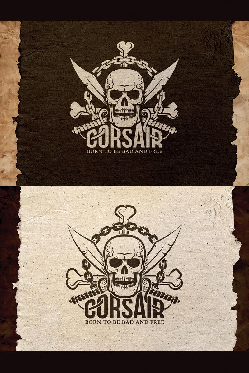 """Tema Illustrazione #78099 """"Corsair"""""""