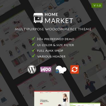 Купить  пофессиональные WooCommerce шаблоны. Купить шаблон #78117 и создать сайт.