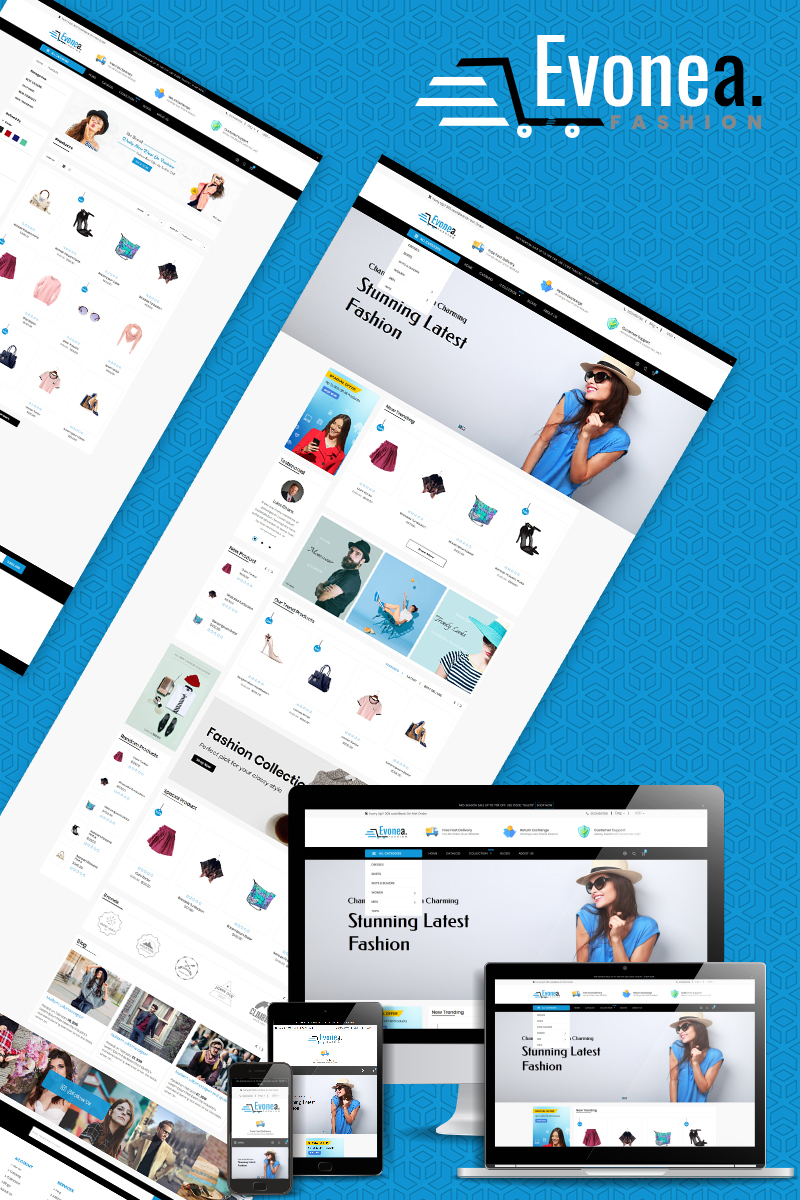 Evonea - Multipurpose Shopify Theme