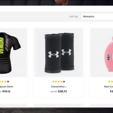 Купить  пофессиональные PrestaShop шаблоны. Купить шаблон #78233 и создать сайт.