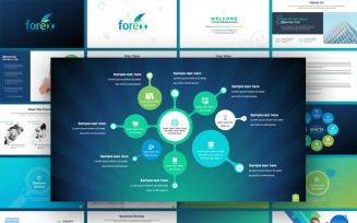 Forex - Multipurpose Presentation Keynote Template