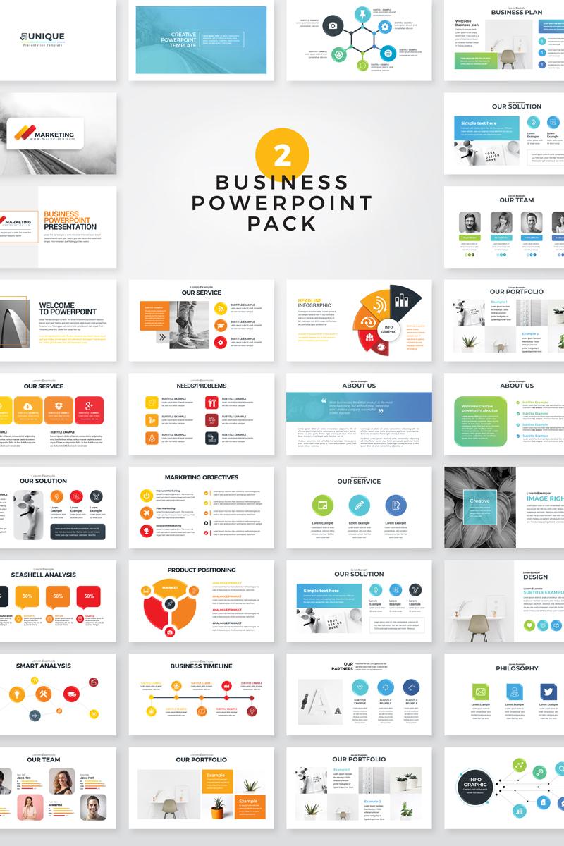 Best Modern Powerpoint Business Presentation Proposal