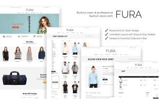 Fura - Clean Fashion WooCommerce Theme
