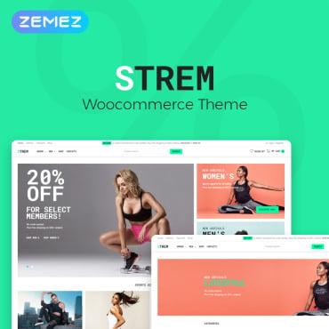 Купить  пофессиональные WooCommerce шаблоны. Купить шаблон #78384 и создать сайт.