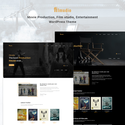 Movie Responsive WordPress Thema