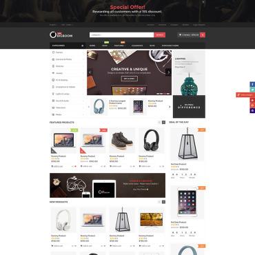 Купить  пофессиональные WooCommerce шаблоны. Купить шаблон #78522 и создать сайт.
