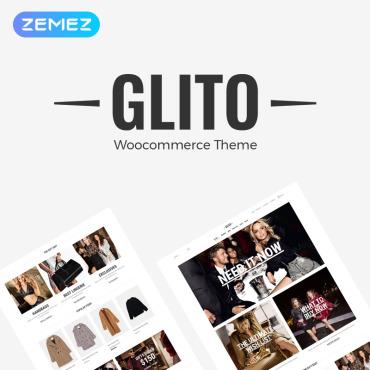 Купить  пофессиональные WooCommerce шаблоны. Купить шаблон #78581 и создать сайт.