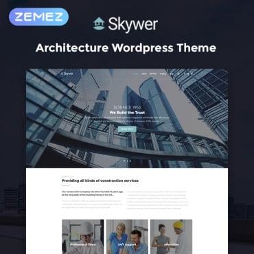 Купить  пофессиональные WordPress темы. Купить шаблон #78587 и создать сайт.