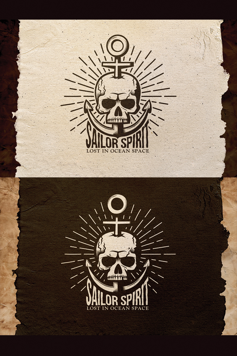 Sailor Spirit Emblem Ilustração №78525