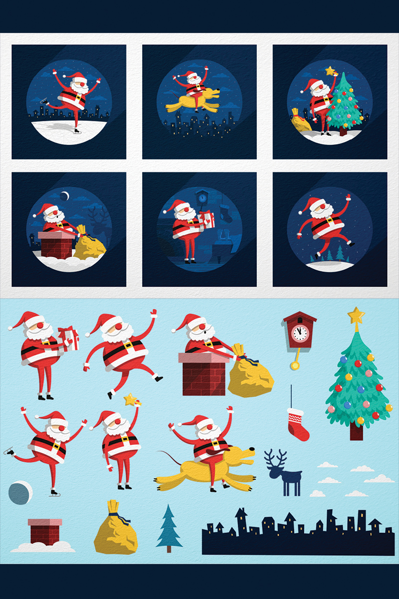 Santa Claus Situations №78523 - скриншот
