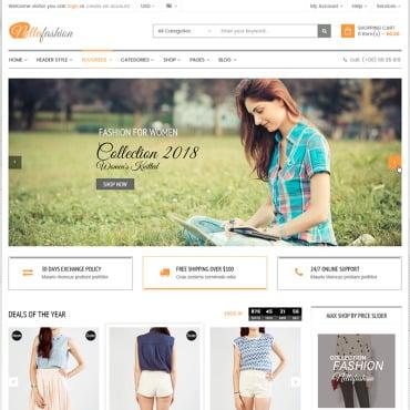 Купить  пофессиональные WooCommerce шаблоны. Купить шаблон #78746 и создать сайт.