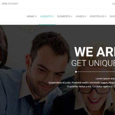 Купить  пофессиональные Joomla шаблоны. Купить шаблон #78775 и создать сайт.