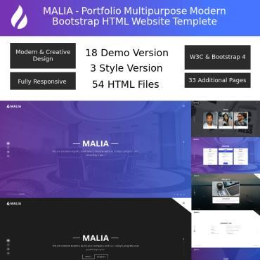 Купить  пофессиональные Bootstrap и html шаблоны. Купить шаблон #78824 и создать сайт.