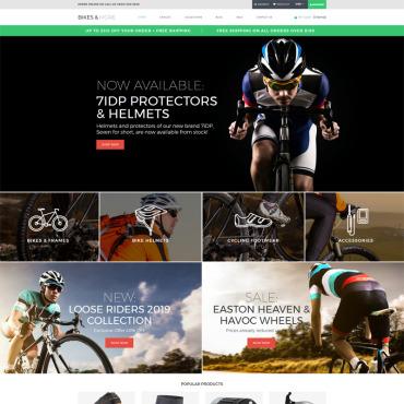 Купить  пофессиональные Shopify шаблоны. Купить шаблон #78837 и создать сайт.