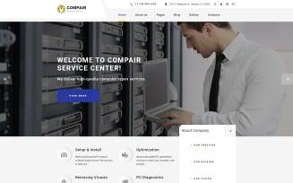 Compair - Computers Clean Joomla Template