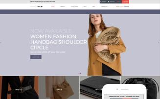 Fashion Boom - Fashion Elegant Shopify Theme