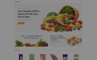Grocerino - Grocery Store WooCommerce Theme